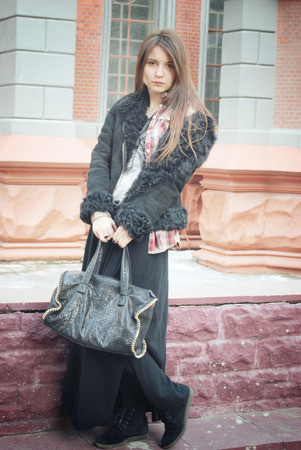 Backgrounder - Kiev fashion blog — Промо на Look At Me