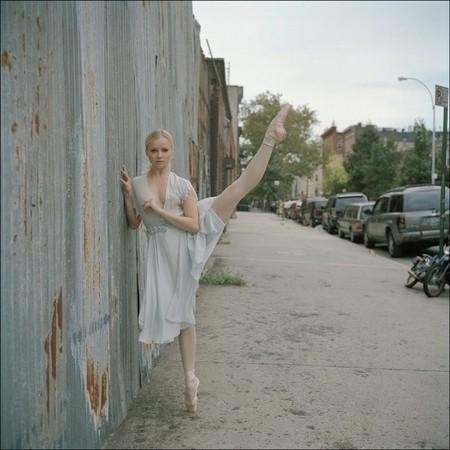 Проект «Нью-Йоркская балерина» — Танцы на Look At Me