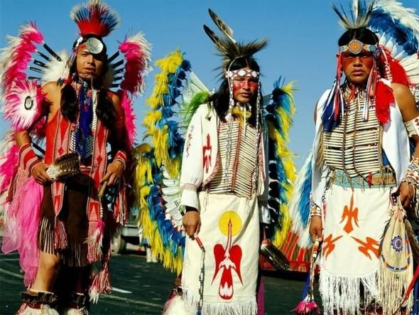 От индейцев до индийцев — Мода на Look At Me