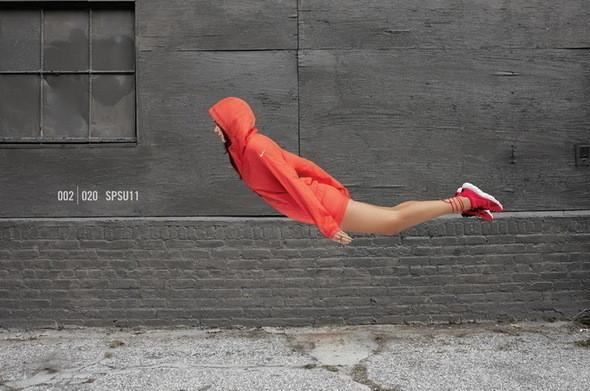 Фотосессия «Be Free» от Nike — Сникер-культура на Look At Me