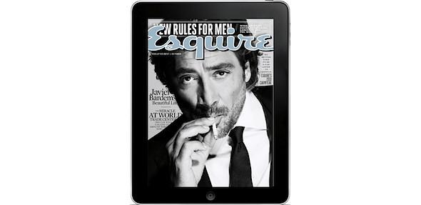 Esquire выпустил приложение для iPad — Медиа на Look At Me