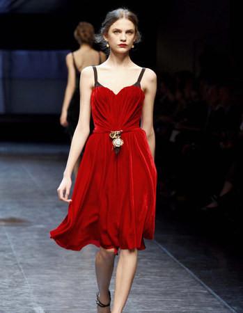 Встречаем День всех влюбленных в красном — Мода на Look At Me