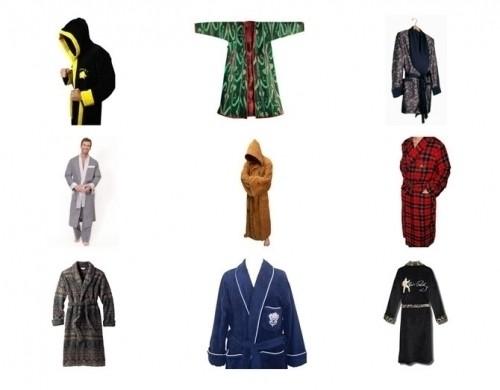 9 мужских халатов, достойных внимания — Мода на Look At Me