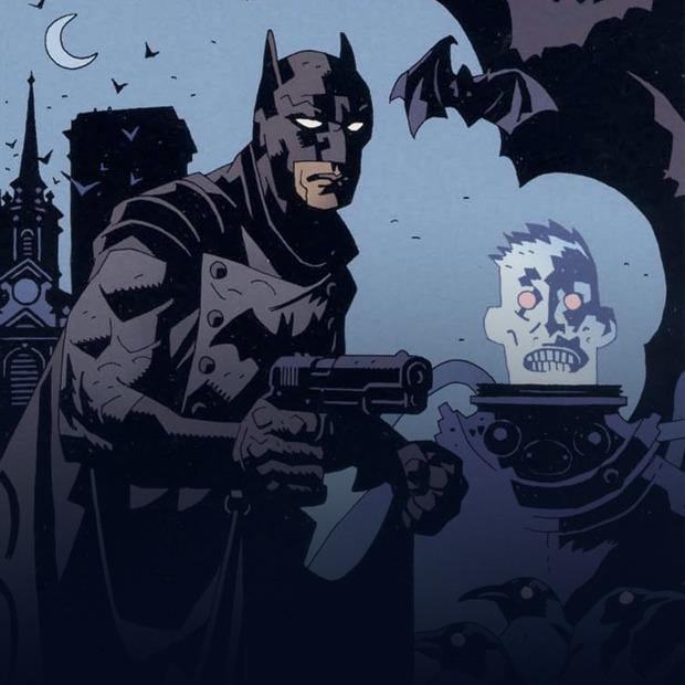 15 лучших комиксов  о Бэтмене