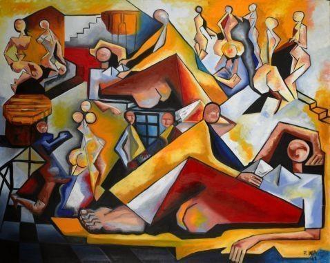 Педро Яба - Искусство из Африки — Искусство на Look At Me