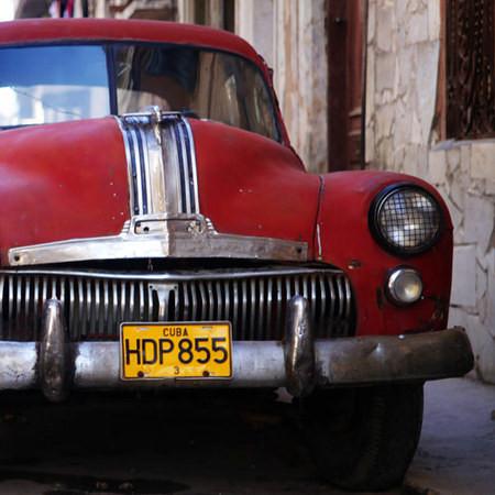 Ретро авто — Дизайн на Look At Me