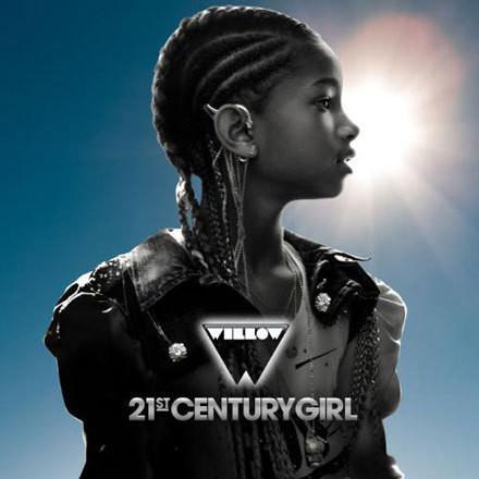Willow Smith представила новую песню 21st Century Girl