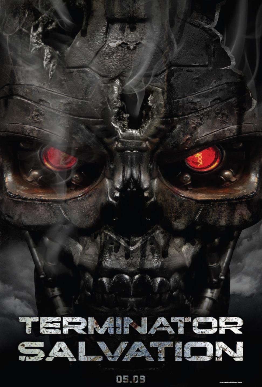 Terminator Salvation – съемки завершены — Новости на Look At Me