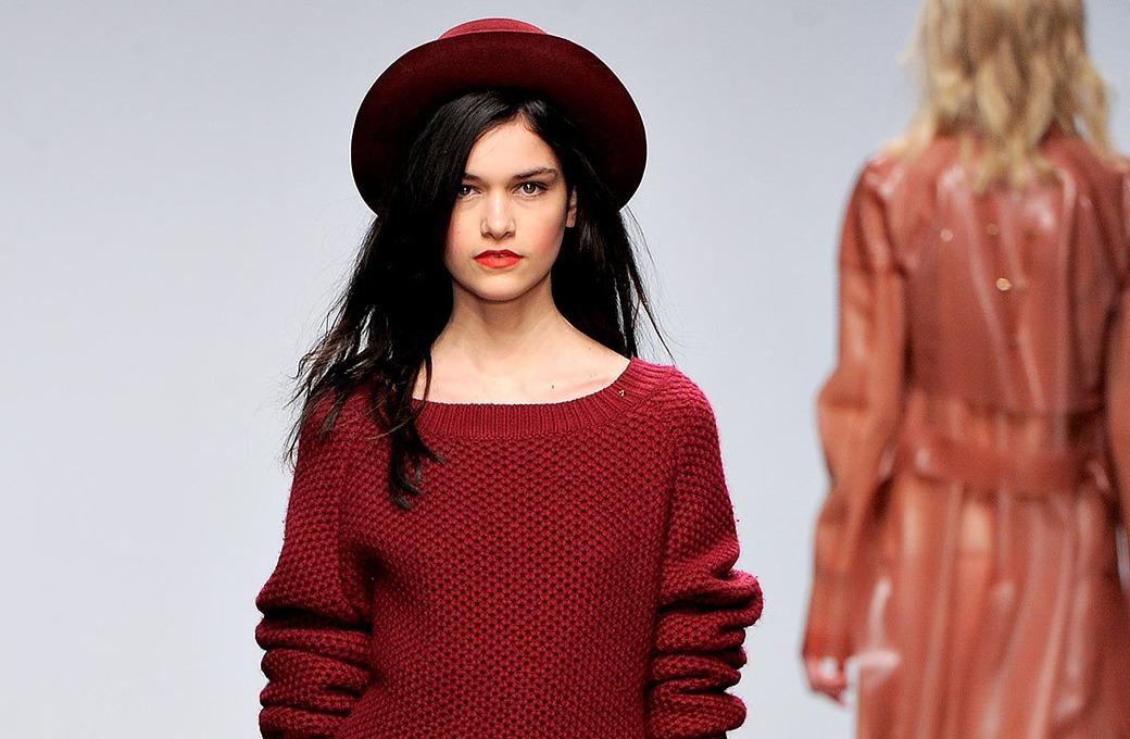 Неделя моды в Лондоне:  День 1