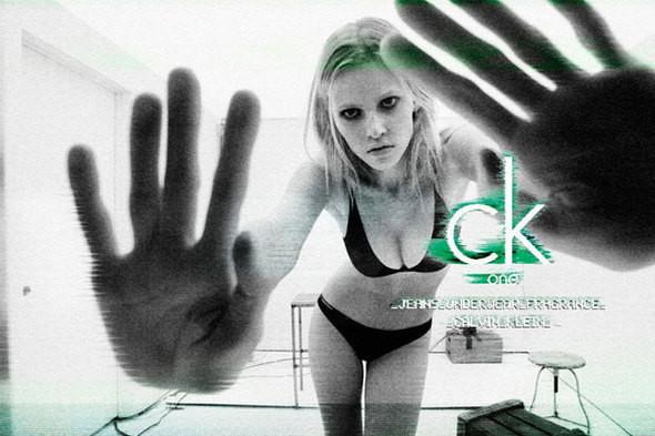 Лара Стоун станет лицом еще одной кампании Calvin Klein