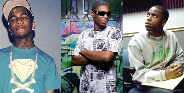 Три новых хип-хоп трека: Lil B, Big K.R.I.T и Currensy — Музыка на Look At Me