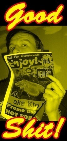 ENJOY! - БУМАЖНЫЙ журнал клубных комиксов — Журналы на Look At Me