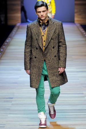 Milan Fashion Week. Часть 1 — Мода на Look At Me