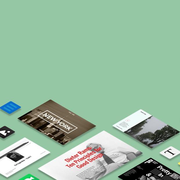 2013 — год российского дизайна: Лучшие журналы года на Readymag — Списки на Look At Me