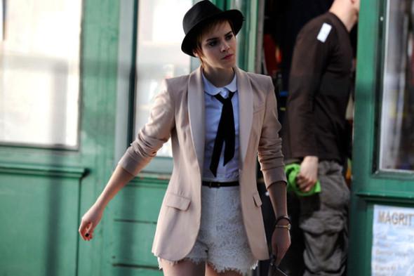 Эмма Уотсон стала лицом Lancome — Мода на Look At Me
