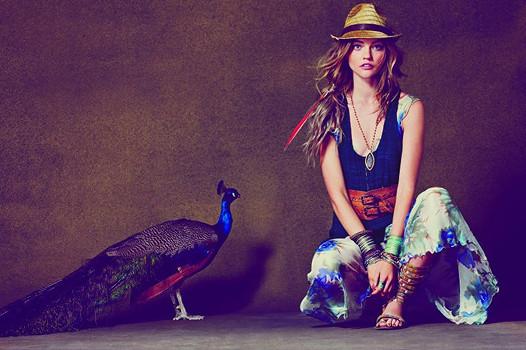Сарафан как предчувствие — Мода на Look At Me