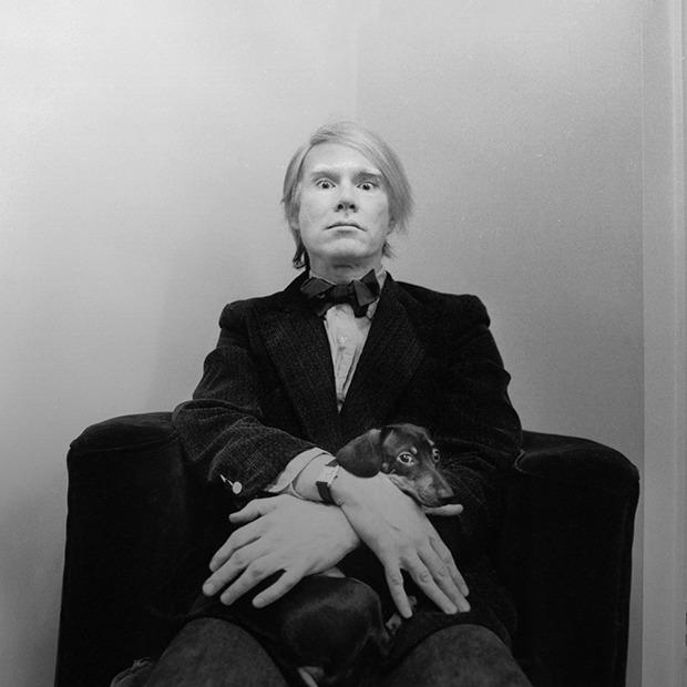 Фейспалм Пикассо, Уорхол с таксой и другие снимки Арнольда Ньюмана — Приглашенный редактор на Look At Me