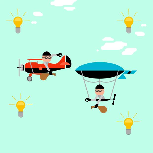 Как защитить свою идею