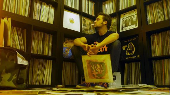 Интервью с хаус-диджеем Underground Paris — Музыка на Look At Me