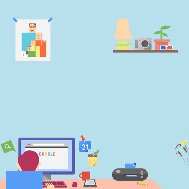 15 незаметных интерфейсных решений компании Google