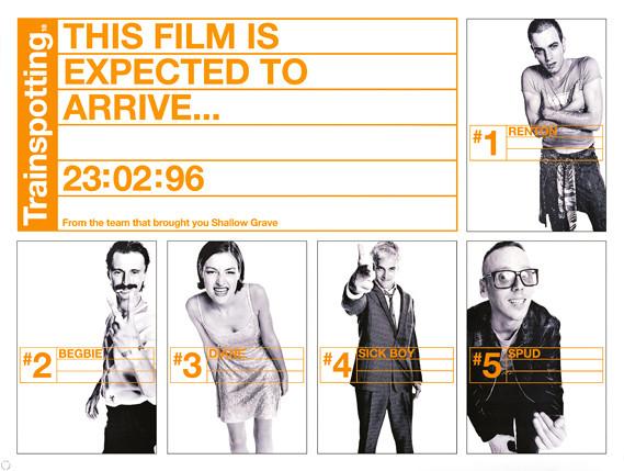 15 лет культовому фильму Trainspotting! — Кино на Look At Me