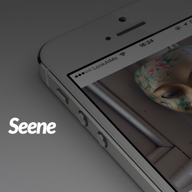 Seene: Как сделать Instagram в 3D-формате — Стартап на Look At Me