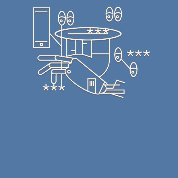 Цифровой этикет: Смотреть на чужой экран — естественно — Общение на Look At Me