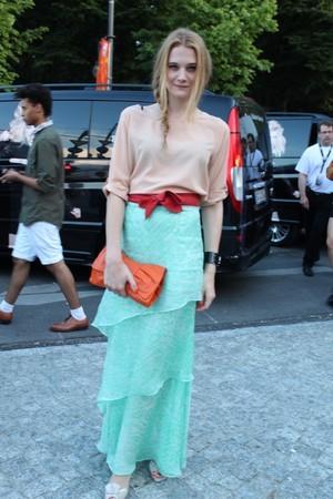 Street Style на берлинской неделе моды2011 — Этоясам на Look At Me