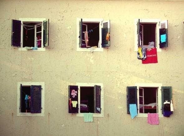 5 видов из окна — Интерьеры на Look At Me