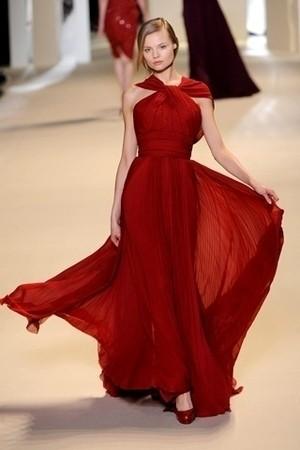 Elie Saab FW-2011 — Мода на Look At Me