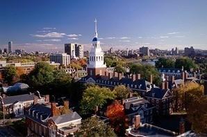Harvard University принимает каждого 5-го абитуриента! — Наука и Технологии на Look At Me