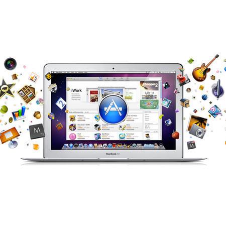 Apple запускает Mac App Store