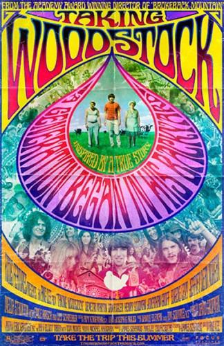 Штурмуя Вудсток ( Taking Woodstock ) — Новости на Look At Me