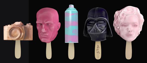 STOYN Ice Cream — DIY на Look At Me