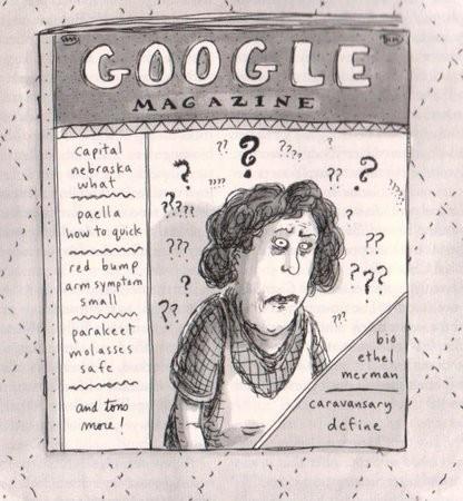 Google запустил собственный журнал — Журналы на Look At Me