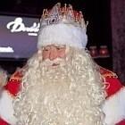 Звезды поддержали Деда Мороза
