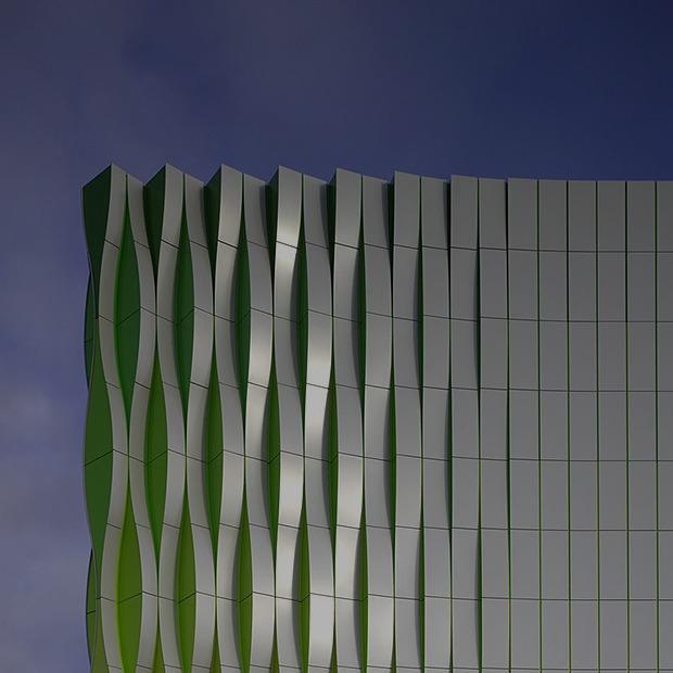 7 параметрических зданий, о которых нужно знать — Списки на Look At Me