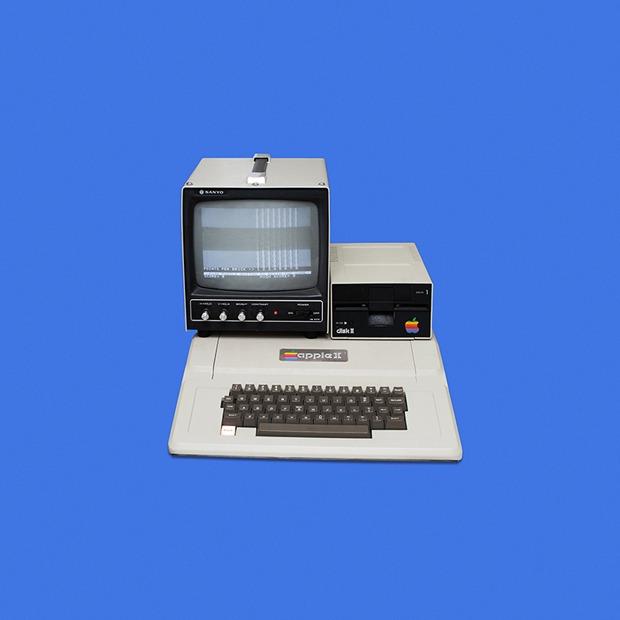 50 компьютеров Apple старше тебя — Коллекционеры на Look At Me