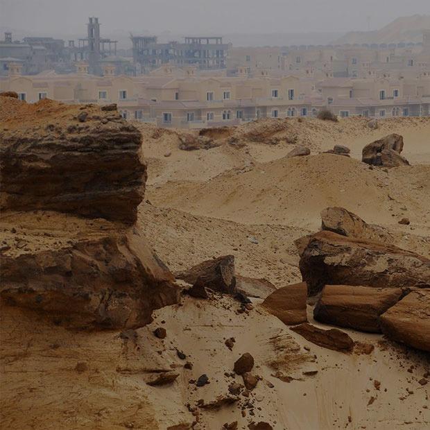 Как выглядит борьба человека и пустыни