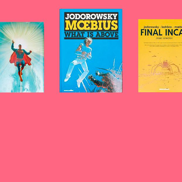 Как собирать комиксы: Лучшие издания в коллекции Станислава Куприянова