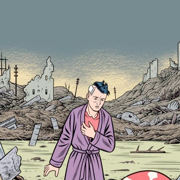 5 психоделических комиксов