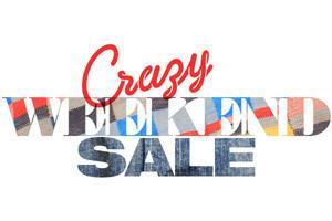Crazy Weekend Sale в магазине FOTT — FOTT на Look At Me
