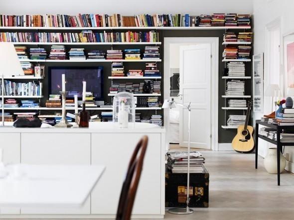 Квартира дизайнера Nanna Lagerman — Интерьеры на Look At Me