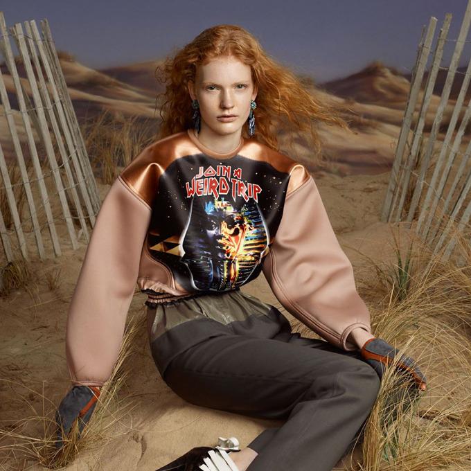 Как Николя Гескьер и Balenciaga опережали моду