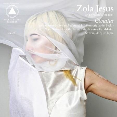 Zola Jesus анонсировала альбом и представила новую песню — Музыка на Look At Me