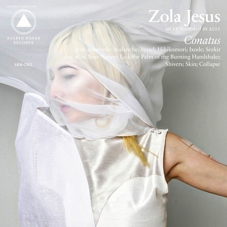 Zola Jesus анонсировала альбом и представила новую песню
