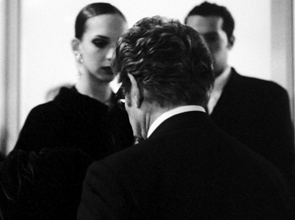 Ив Сен-Лоран и его последнее шоу глазами Эди Слимана — Мода на Look At Me