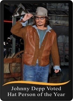 Джонни - Шляпник — Мода на Look At Me