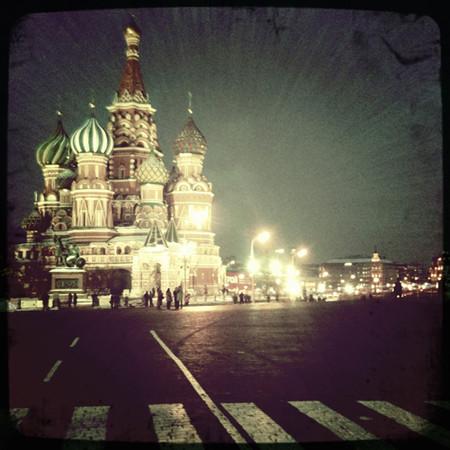 Москва с акцентом «la manifique» — Фотография на Look At Me