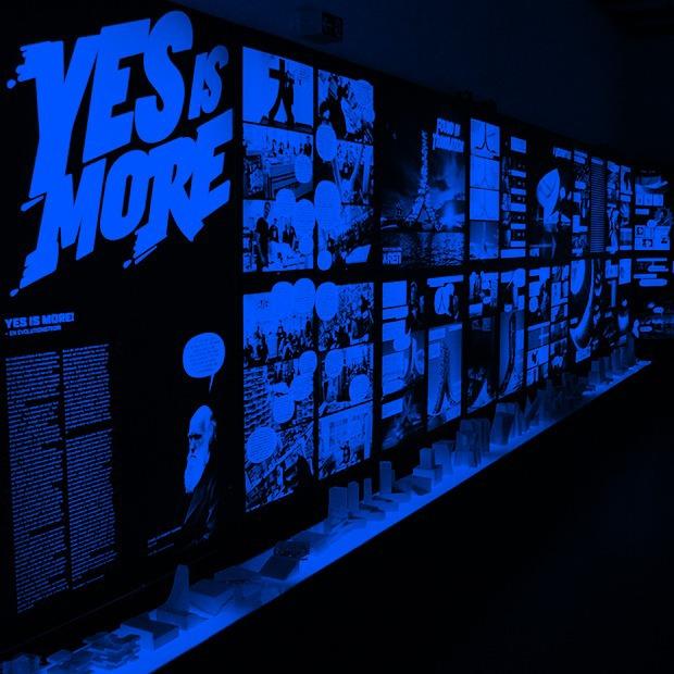 Дом для Супермена: комиксы Ле Корбюзье, Рема Колхаса и других знаменитых архитекторов — Списки на Look At Me